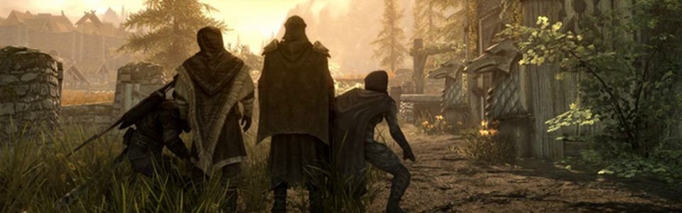Skyrim Together: la mod che aggiunge il co-op entra in closed beta