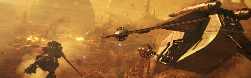 Star Wars Battlefront 2: Conte Dooku ora disponibile
