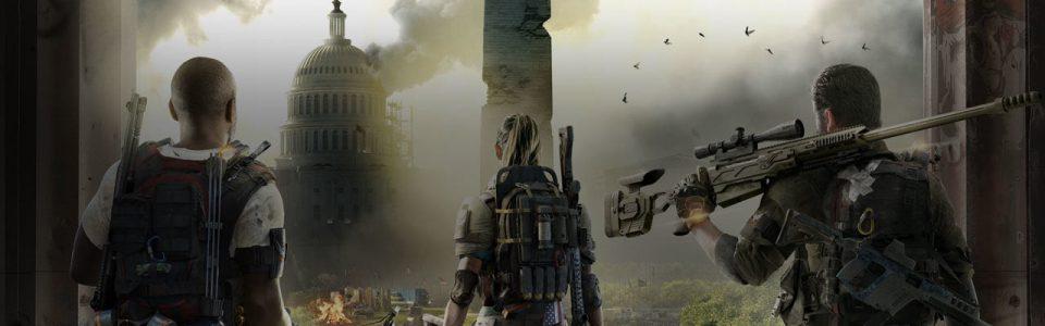 The Division 2: nuovo trailer della storia, ecco le date della beta privata