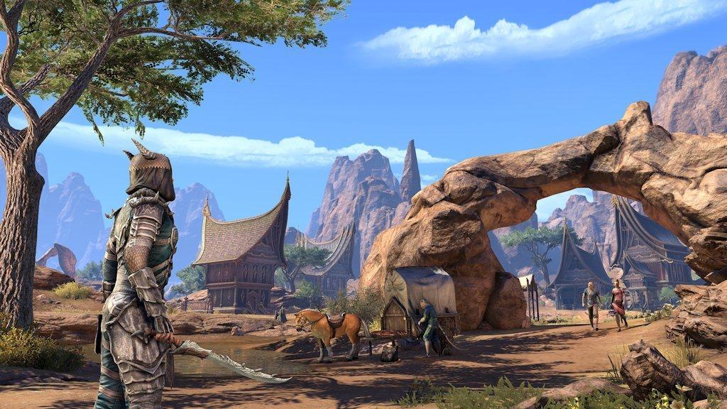 The Elder Scrolls Online Elsweyr TESO