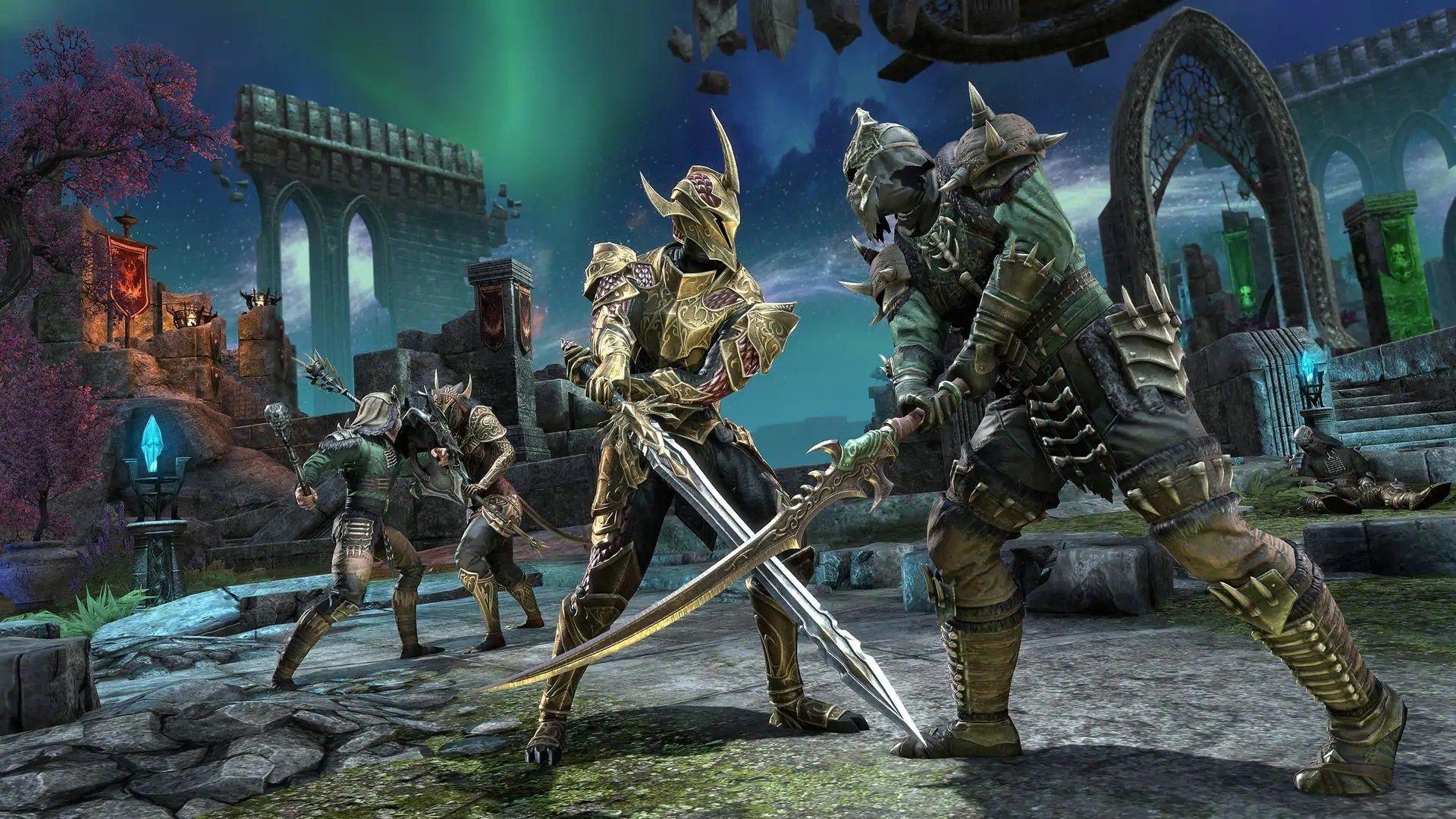 The Elder Scrolls Online Wrathstone DLC