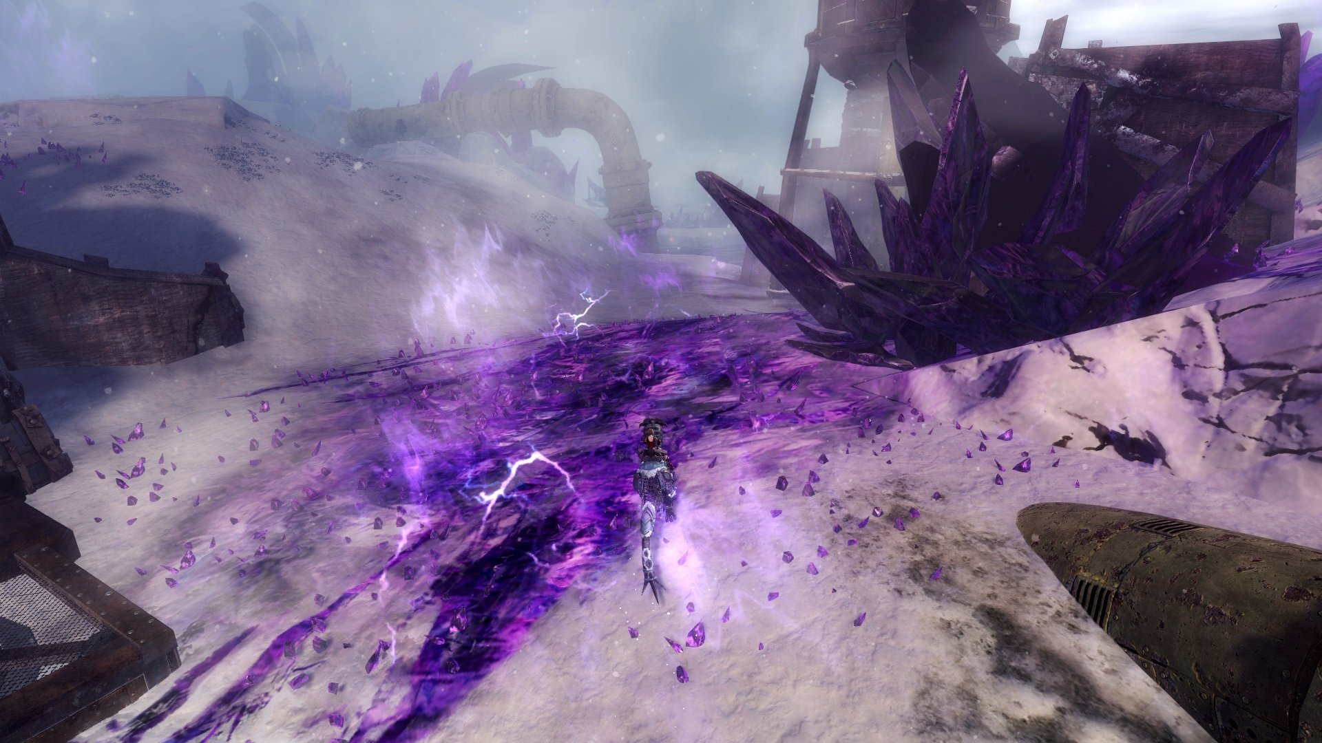 Guild Wars 2 Episodio 5 Living Season 4 all or nothing GW2