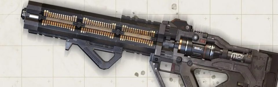 Apex Legends: nuova arma disponibile, l'Havoc Energy Rifle