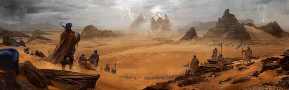 Dune: Funcom sta sviluppando un MMO open world basato sul franchise
