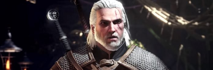 Monster Hunter World: ora disponibile il crossover con The Witcher
