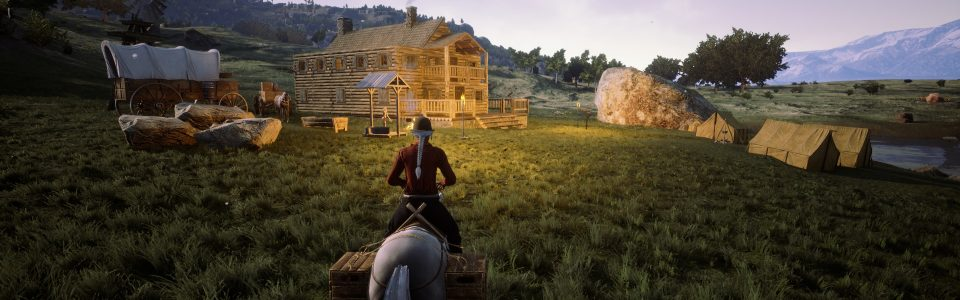 Snail Games annuncia Outlaws of the Old West, in Early Access a marzo