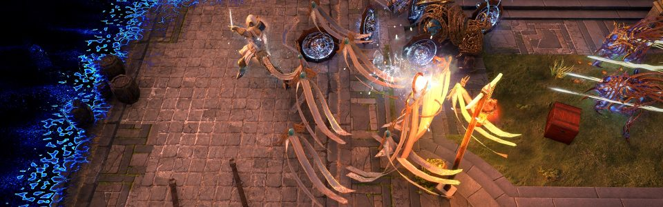 Path of Exile in arrivo su PS4, annunciata l'espansione Synthesis