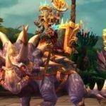 World of Warcraft: in arrivo nuove razze alleate, Umani Kul Tiras e Troll Zandalari