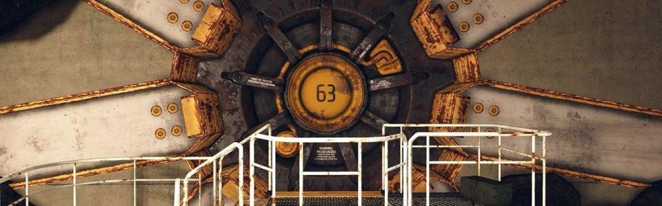 Fallout 76: utenti entrano nel Vault 63, ancora inaccessibile, a causa di un bug