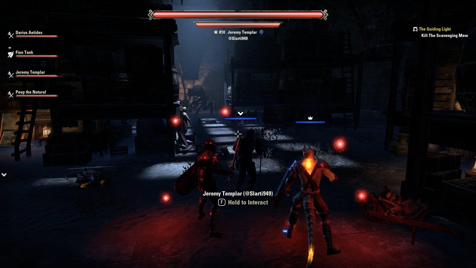 The Elder Scrolls Online - Wrathstone - Lurker