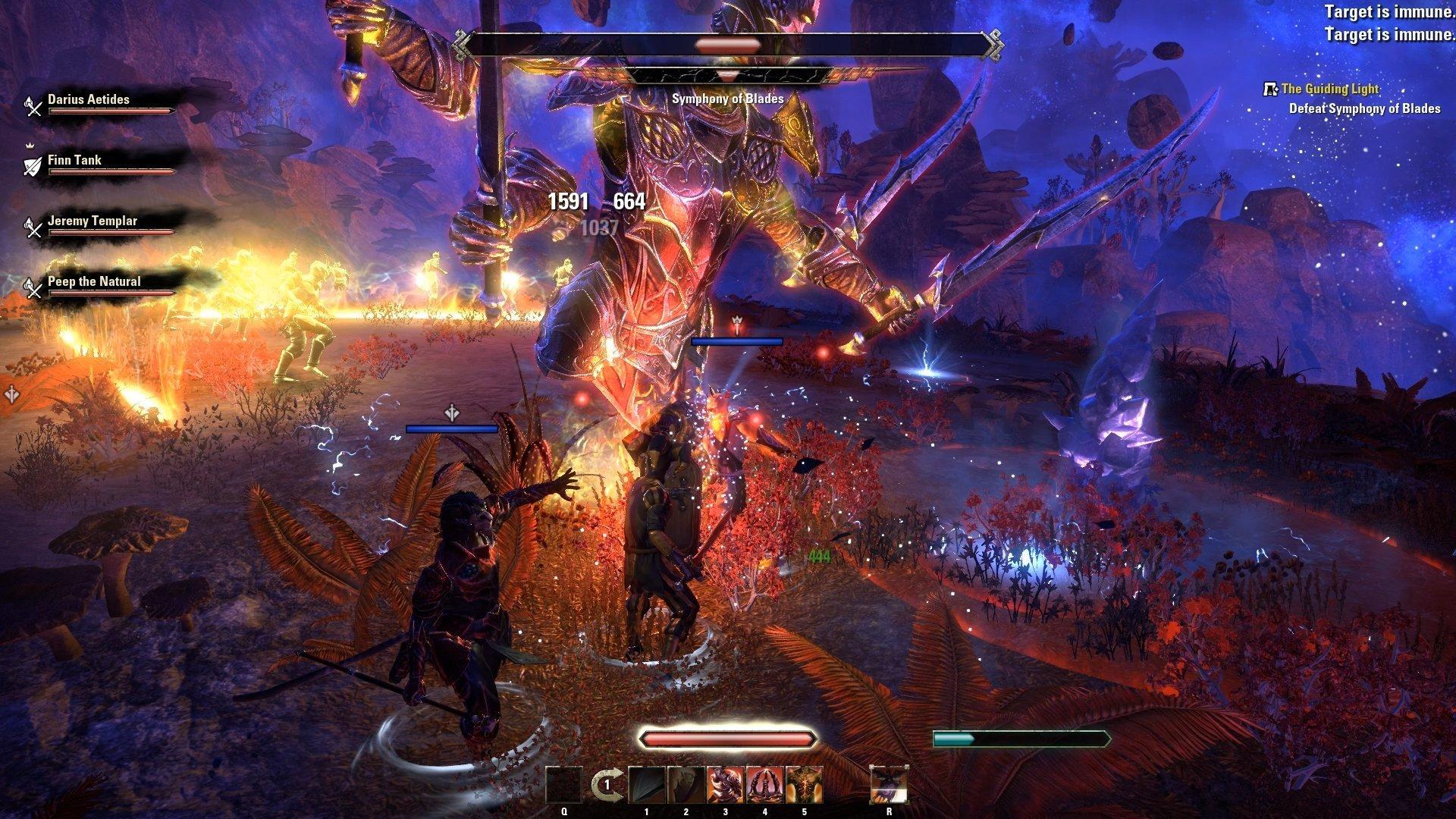 The Elder Scrolls Online - Wrathstone - Symphony