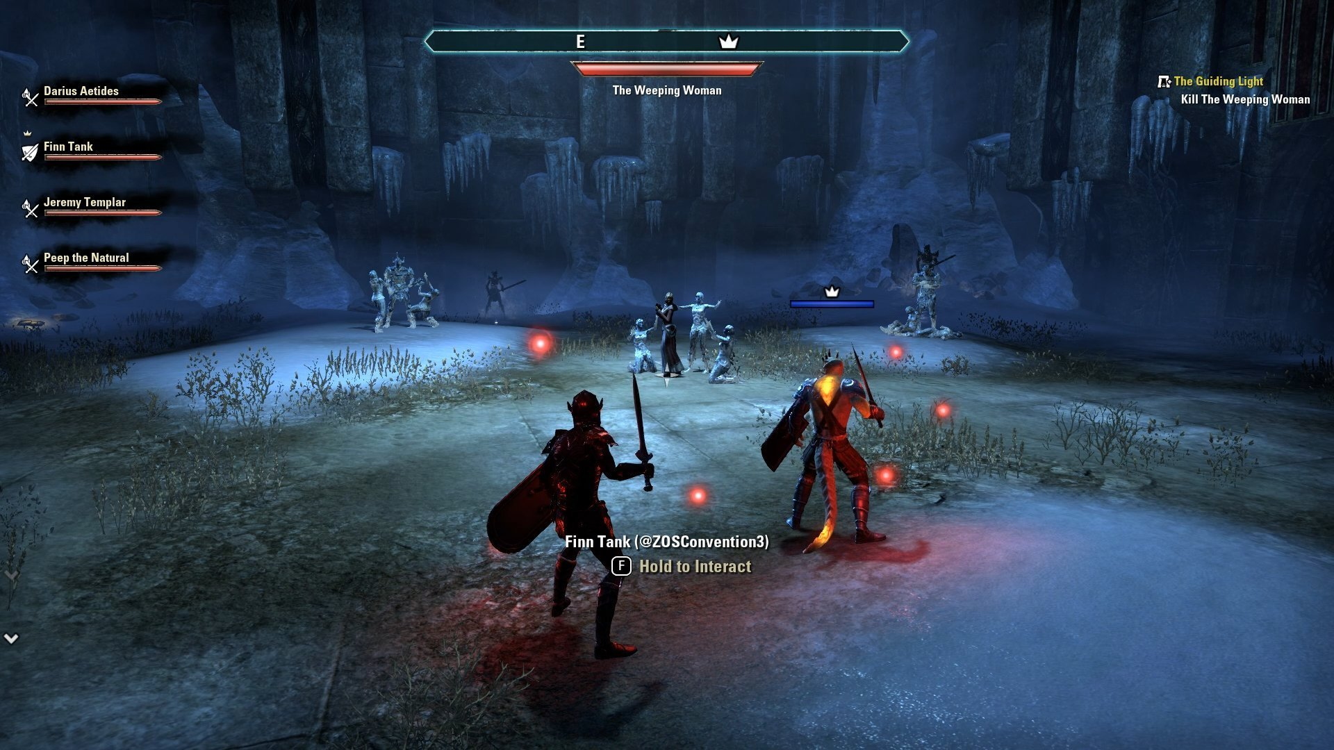 The Elder Scrolls Online - Wrathstone - Weeping Woman