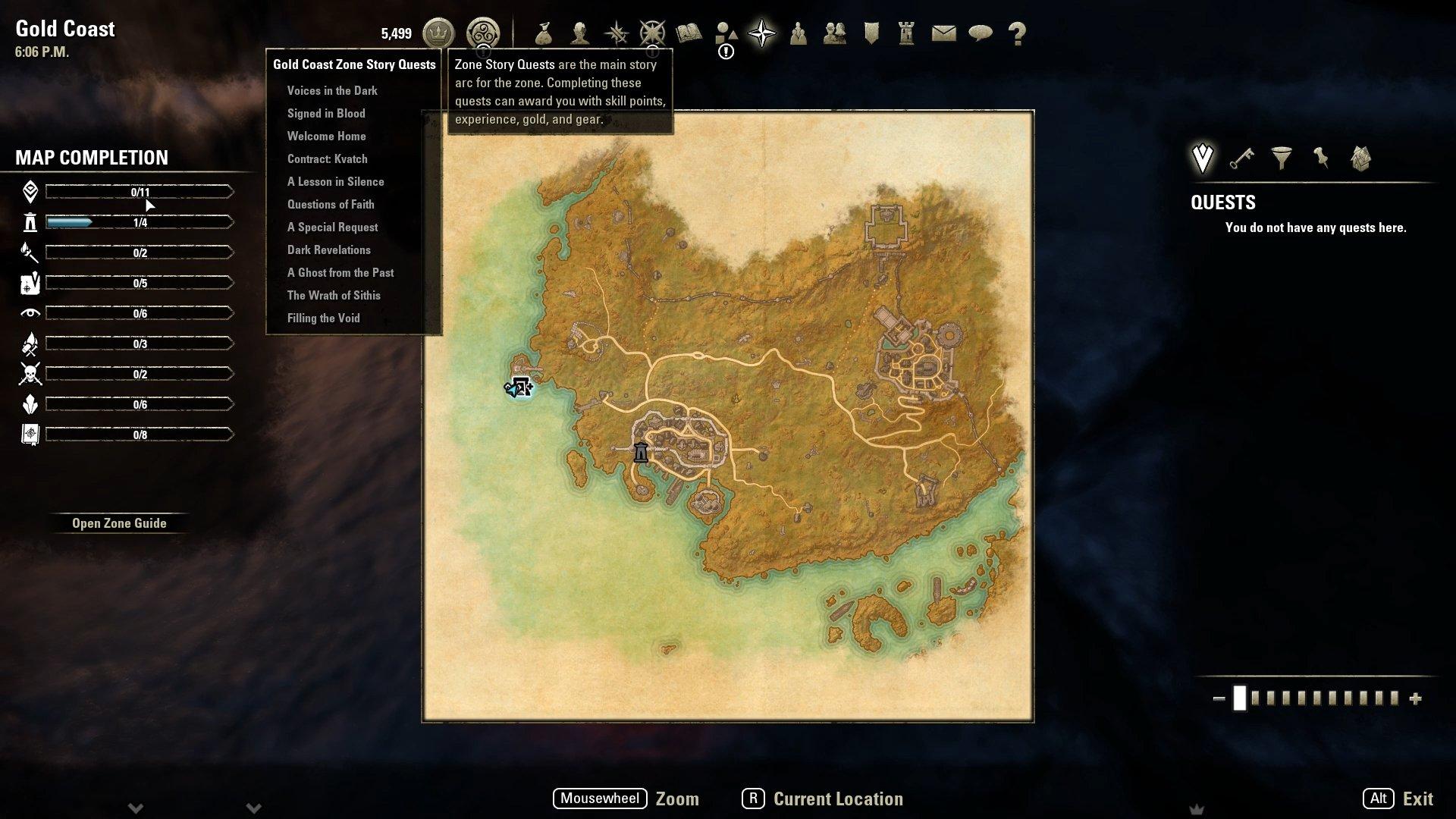 The Elder Scrolls Online - Wrathstone - Guida