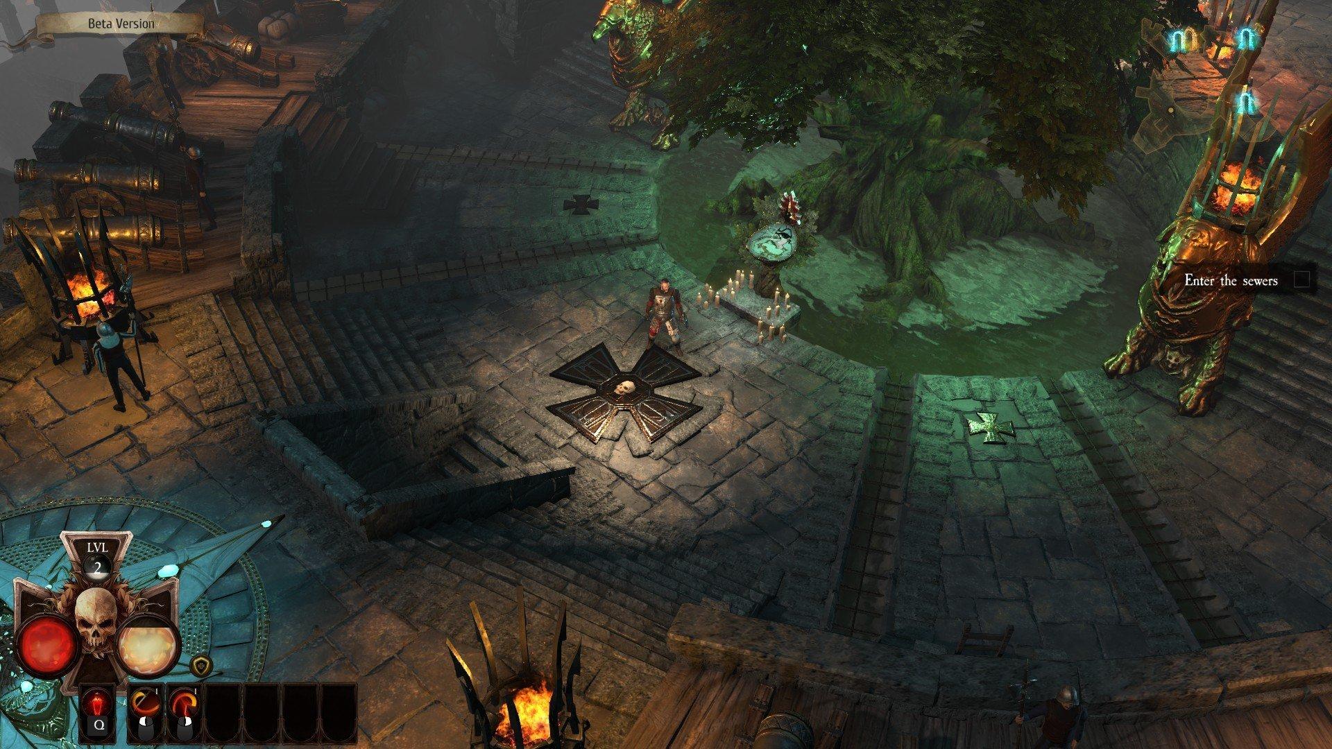 Warhammer Chaosbane anteprima beta