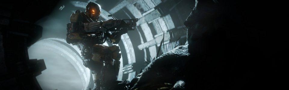 """Anthem: un utente accusa BioWare, """"il loot non serve a nulla"""""""
