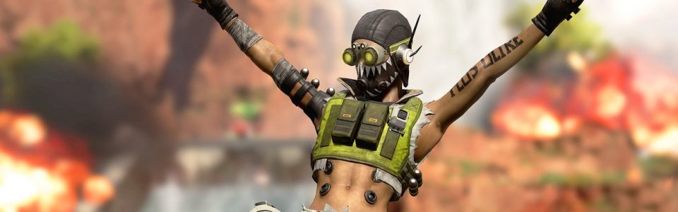 Apex Legends: trailer per Octane e la Stagione 1, Frontiera Selvaggia