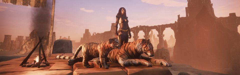 Conan Exiles: weekend gratuito su Steam fino all'11 marzo