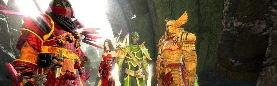 Stasera nuova serata community di MMO.it su Guild Wars 2!