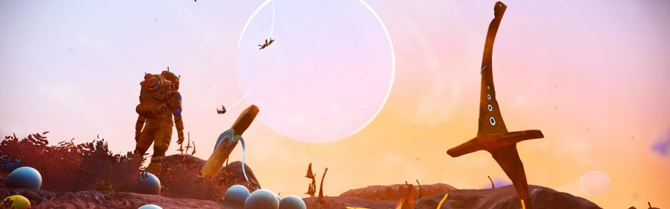 Hello Games annuncia No Man's Sky Beyond e No Man's Sky Online