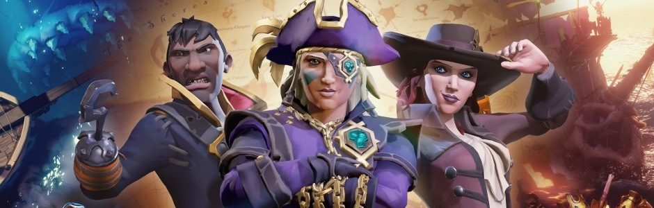 Sea of Thieves: Anniversary Update e The Arena disponibili, stasera streaming!