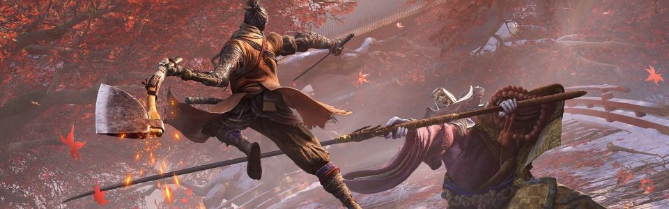 Sekiro: Shadows Die Twice disponibile su PC, Xbox One e PS4, ecco il trailer