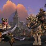 World of Warcraft: Umani Kul Tiras e Troll Zandalari in arrivo il 12 marzo