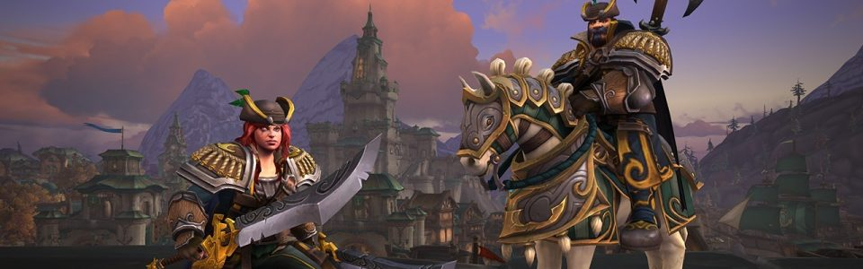 World of Warcraft: patch 8.1.5 live, Umani Kul Tiras e Troll Zandalari disponibili