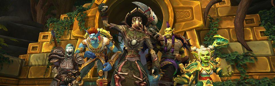 World of Warcraft: giocatori nuovi o con account inattivo possono giocare gratis questo weekend