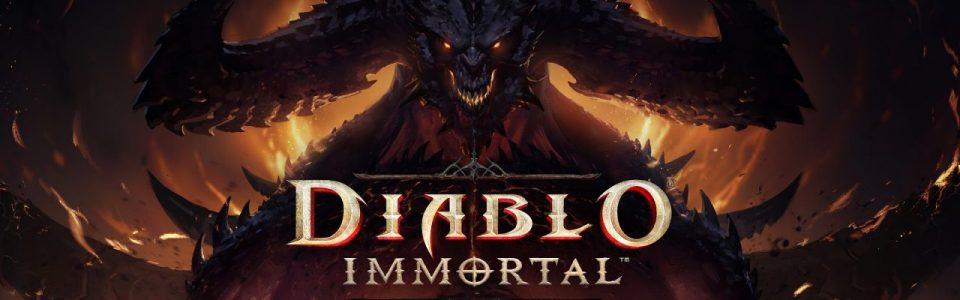 Diablo Immortal: nuova classe e nuova feature svelate in video