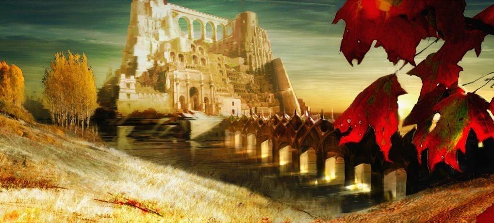 MMO-Perle: l'Ascalon pre-Searing di Guild Wars Prophecies fu un'idea dell'ultimo minuto