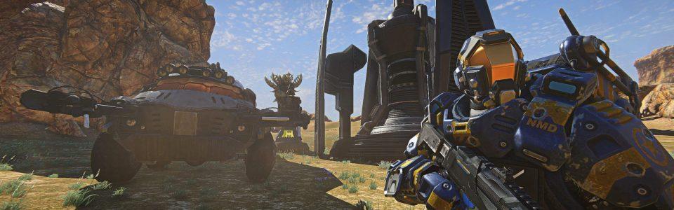 PlanetSide 2: live il mega-update con DX 11 e fazione dei Nanite System