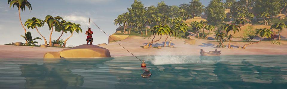 Sea of Thieves scontato del 50%, trailer per la Chiamata del Cacciatore