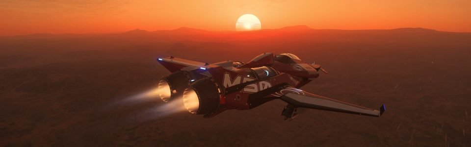 Star Citizen è giocabile gratis grazie all'Invictus Launch Week