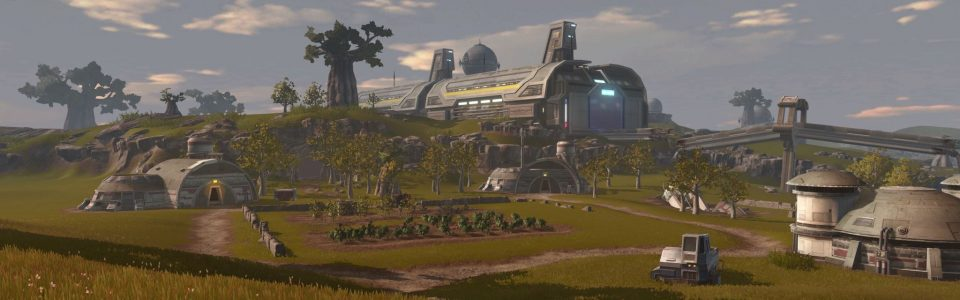 Star Wars The Old Republic: annunciata Incursione su Dantooine