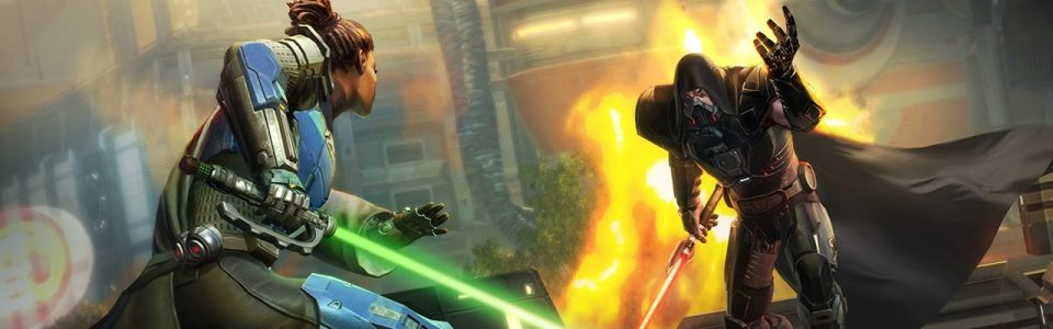 Star Wars The Old Republic: annunciata la nuova espansione, Onslaught