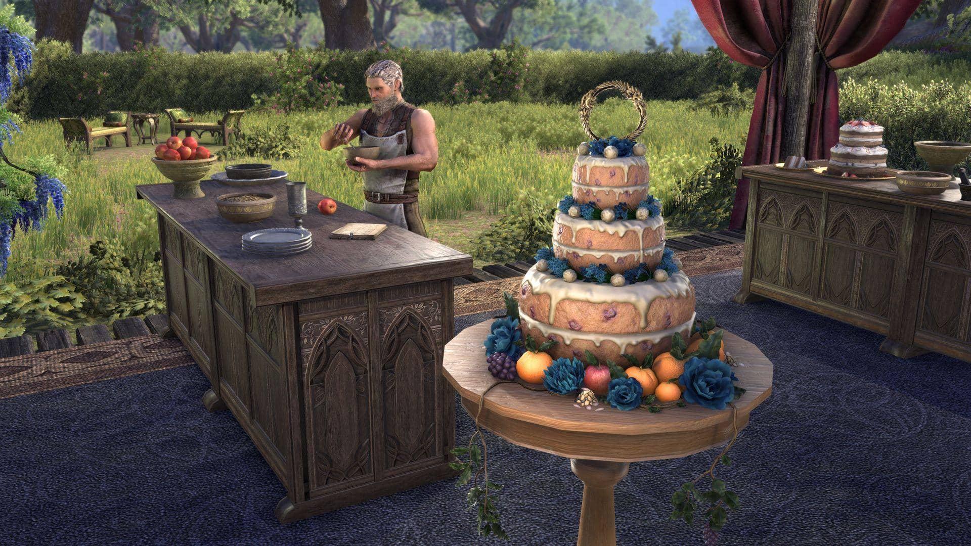 TESO The Elder Scrolls Online anniversario