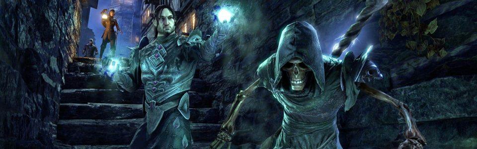 The Elder Scrolls Online: nuovo trailer e dettagli per il Negromante