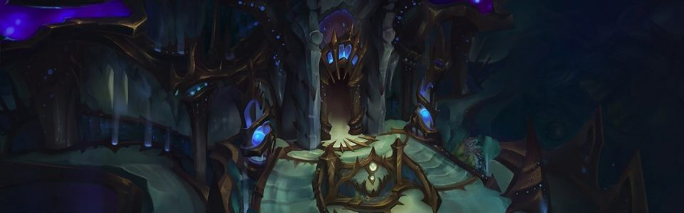 World of Warcraft: ora live sul PTR la patch 8.2, Rise of Azshara
