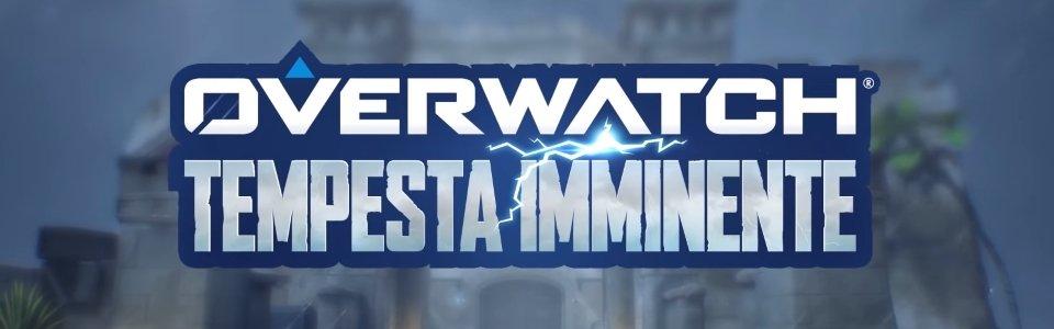 """Overwatch: disponibile l'evento """"Archivi"""" con la nuova missione Tempesta Imminente"""