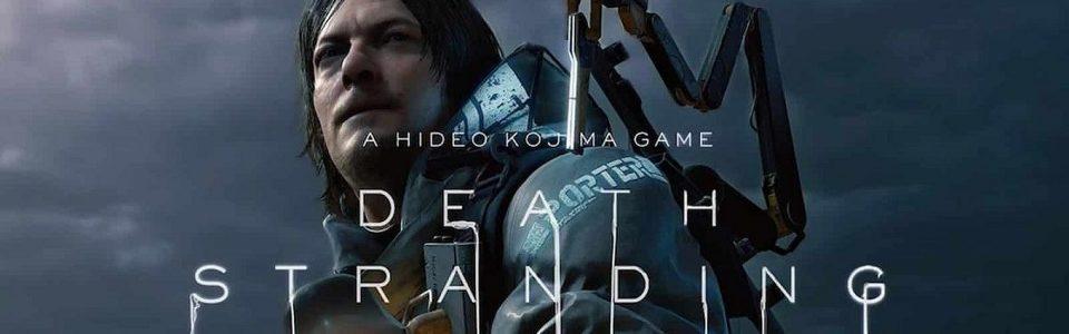 Death Stranding uscirà a novembre, ecco il primo gameplay trailer
