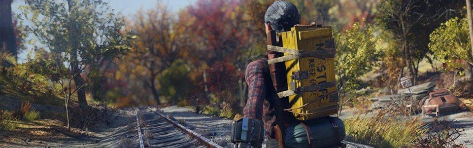 Fallout 76: disponibile la patch 11, annunciato un nuovo evento