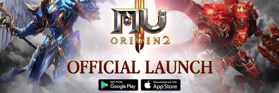 MU Origin 2 è un nuovo MMORPG mobile, ora ufficialmente disponibile