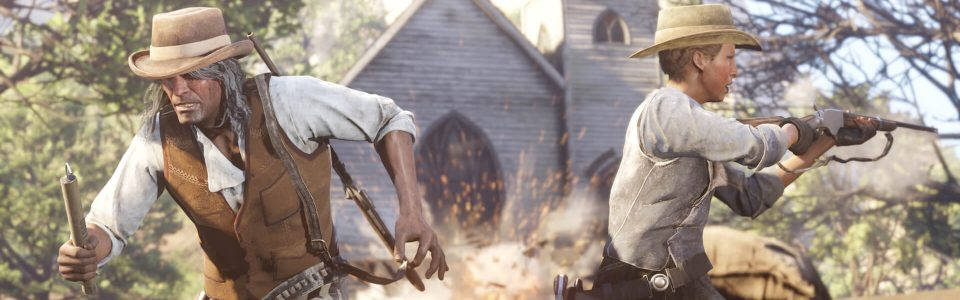 Red Dead Online è uscito dalla beta, nuovo leak di Red Dead Redemption 2 su PC