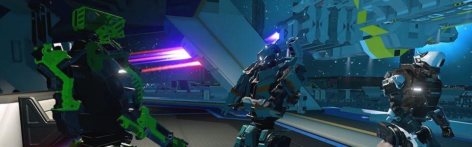Frozenbyte annuncia Starbase, nuovo MMO sci-fi in arrivo su Steam