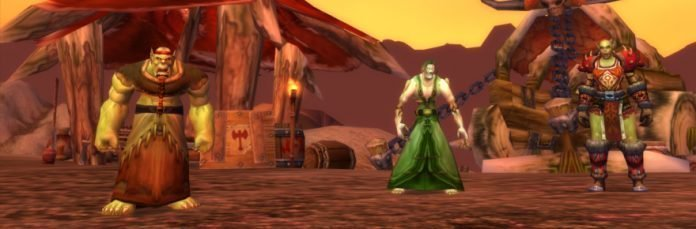 World of Warcraft Classic permetterà fino a 50 personaggi, 10 per reame