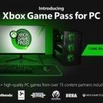 Microsoft annuncia Xbox Game Pass su PC, con oltre 100 giochi al lancio