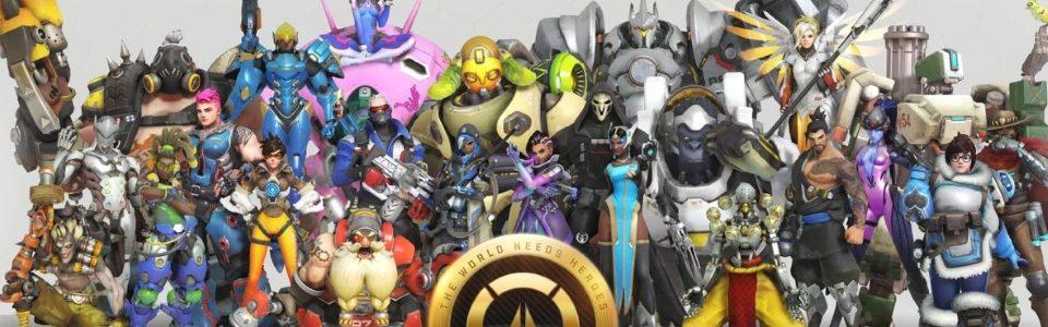 Overwatch: terzo Anniversario e nuova settimana gratuita