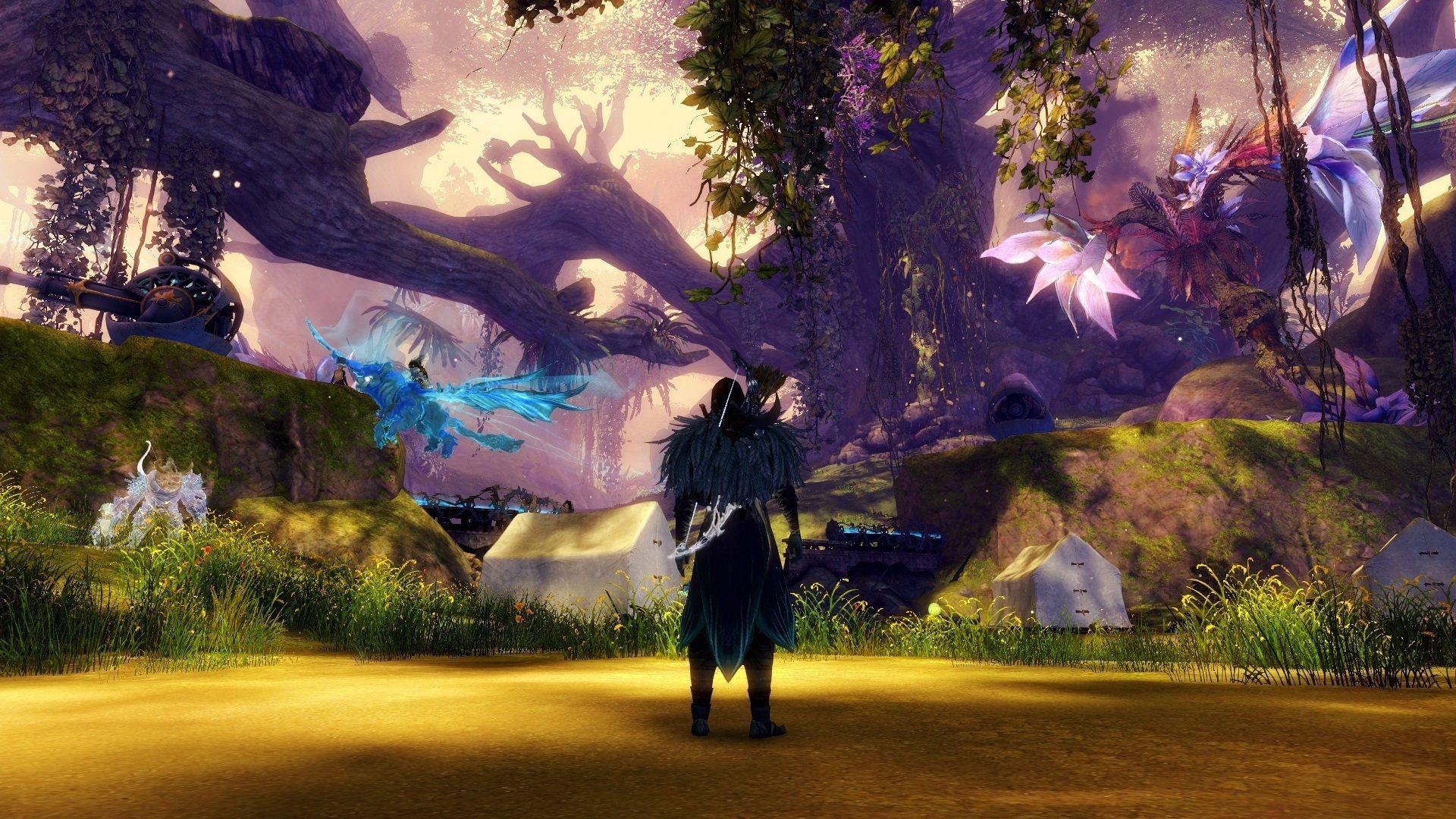 Guild Wars 2 war eternal living world