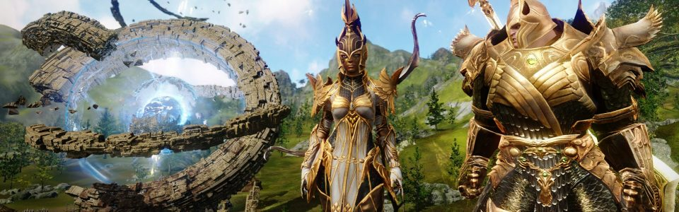 ArcheAge: live l'update 5.5 Echoes of Hiram, trailer e dettagli
