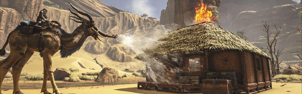 Atlas: ora live il Mega Update 2, gioco scontato del 50% su Steam